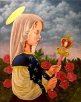 真木環展「Sanctuary-少女の王国ー」