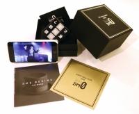 「通販ウルトラクイズ」の 挑戦状(招待状)入りDM02018年年賀箱