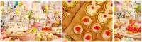 『アリスのスイートティーパーティー ~不思議の国のイースターガーデン~』デザートブッフェ