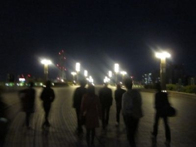 第参十回深夜徘徊イベント:秋夜暗歩