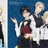 YURI on ICE CAFE