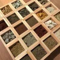 「土」見本帖 ~ Sourcebook of Soils