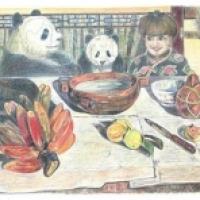 大人の塗り絵コンテスト展覧会(関西展)
